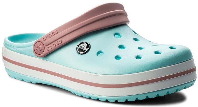 Crocs Papucs CROCS - Crocband 11016 Ice Blue White - Styledit.hu f70ef9ff50