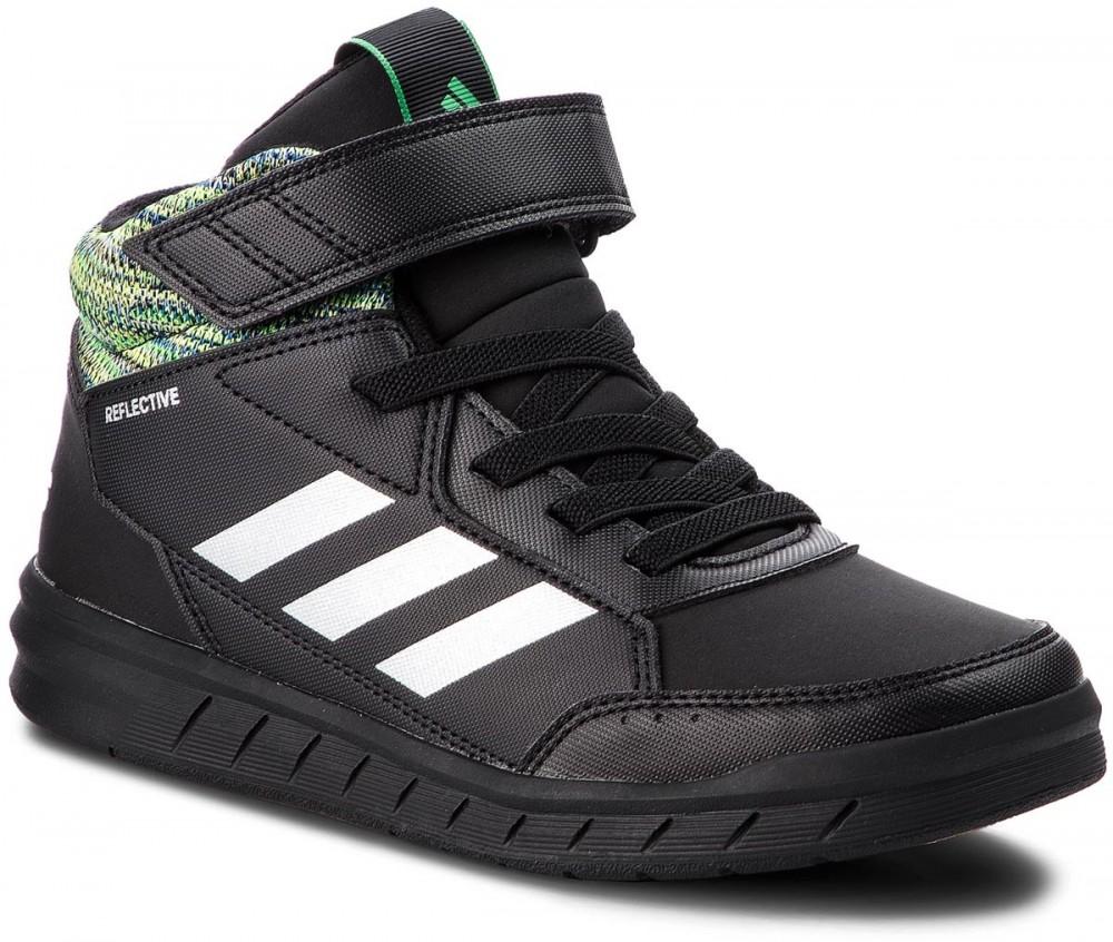 75f6dd9e40 Adidas Cipő adidas - AltaSport Mid Btw K AP9934 Blue/Refsil/Cblack ...