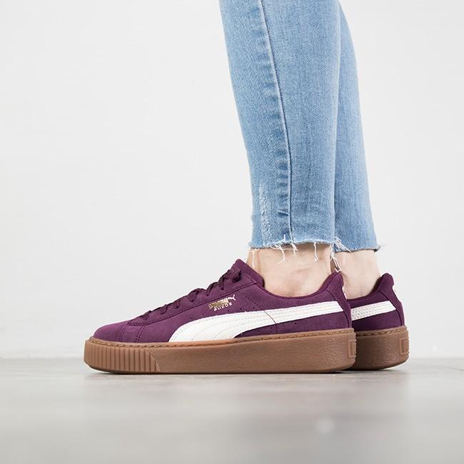 Puma Puma Basket Platform Snk Jr női cipő 363906 03