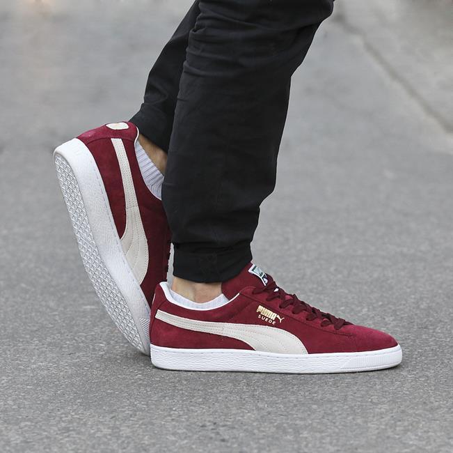111232a32864 Puma Puma Suede Classic + férfi cipő 352634 75 - Styledit.hu