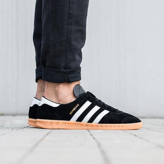 Adidas Originals adidas Originals Hamburg férfi cipő S76696 ... 8ba37eab60