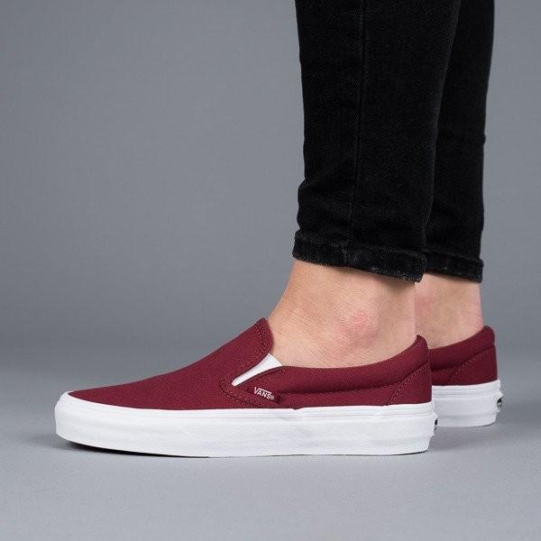 VANS Vans Classic SlipOn VA38F7QDD női sneakers cipő - Styledit.hu 6ea59a73da