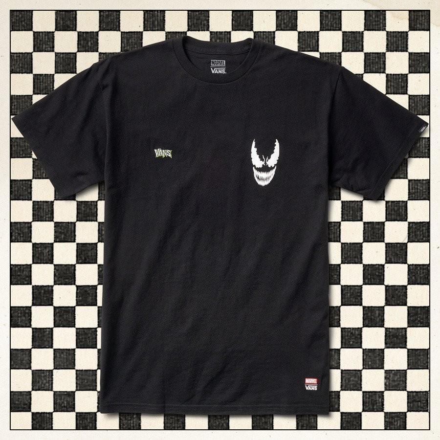 414a47eb0d VANS Vans x Marvel Venom VA3HRXBLK férfi póló - Styledit.hu