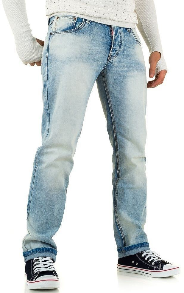 One Two Jeans Férfi farmer nadrág egy két Jeans - Styledit.hu 27ebb18ac1