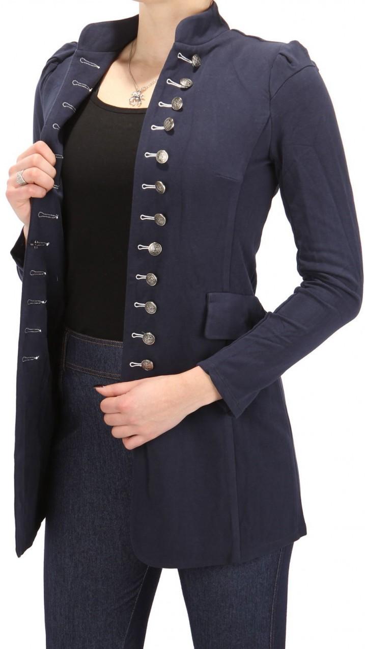 2887615b1f Voyelles Női elegáns kabát Voyelles - Styledit.hu