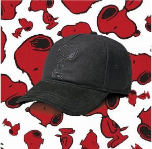 VANS Vans x Peanuts Black Fekete VN0A3D8TBLK - Styledit.hu a6974edded