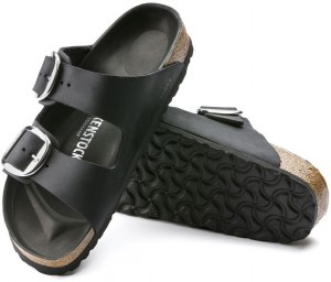 Birkenstock Arizona big Buckle Black galéria