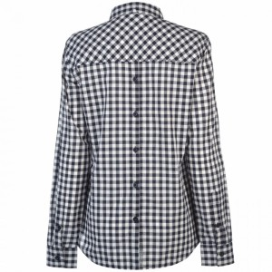 Kangol Long Sleeve Check Shirt Ladies galéria