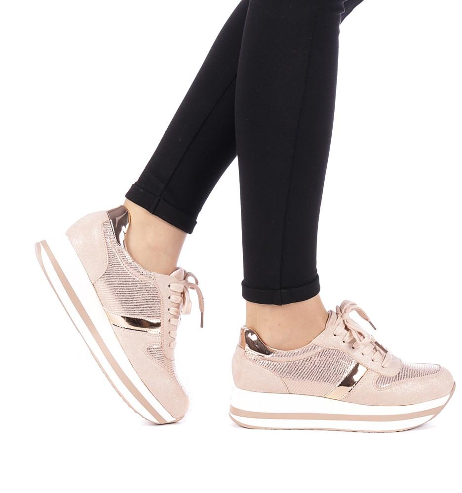 7596c4e537 Hambre rózsaszín női sportcipő - Styledit.hu