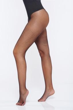 Fekete női harisnyanadrág háló típus lekerekitett sarku harisnya galéria ... 35379d9a45