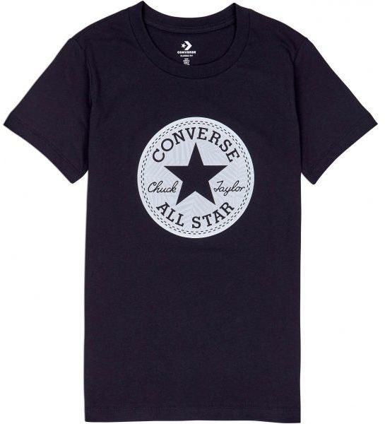 Converse SEASONAL CHUCK PATCH PALM FILL TEE - Női póló