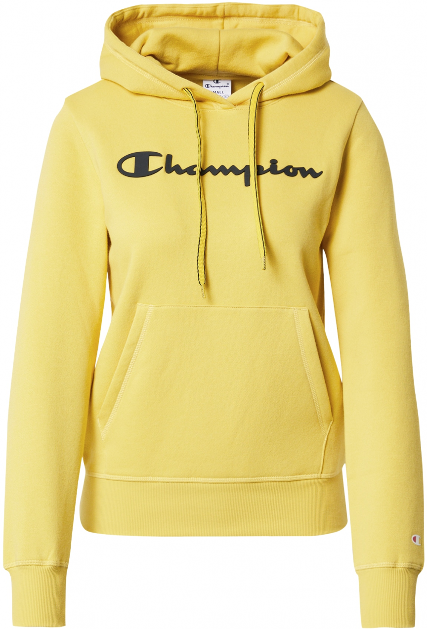 Champion Authentic Athletic Apparel Tréning póló  sárga
