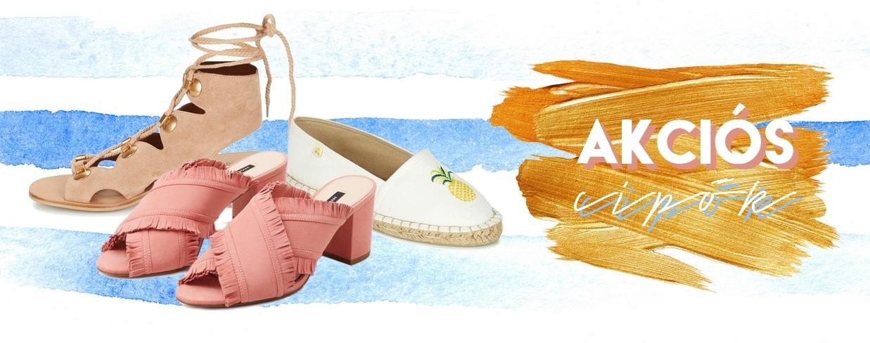 TOP 100 akciós nyári cipő - Styledit.hu 9278214627