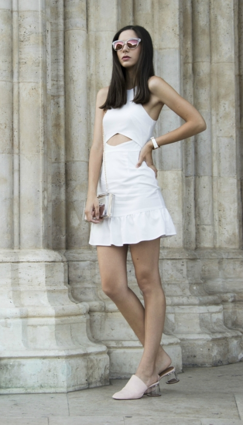 Fehér garbó - Styledit.hu 9e0f71006a